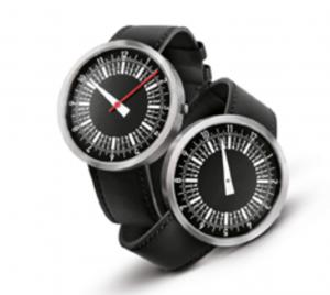 PIERRE JUNOD : Time-O-Meter (タイム・オー・メータ/秒針有&無)