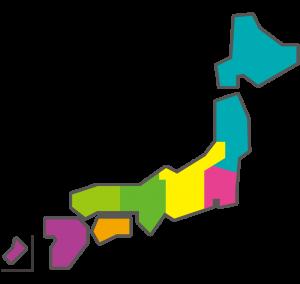 地域別マップ